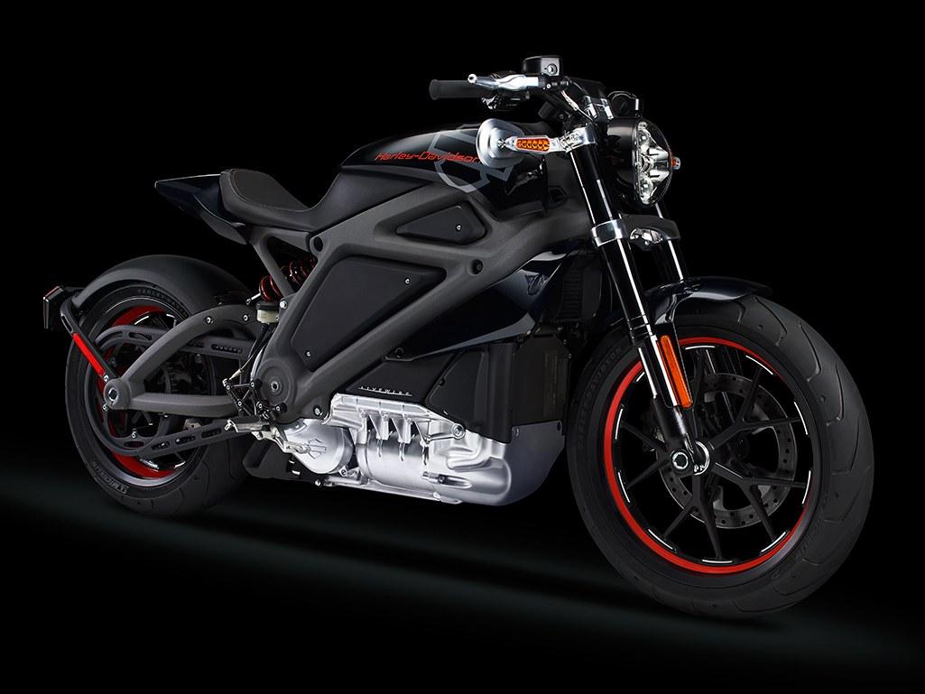Harley Davidson LiveWire (Divulgação)