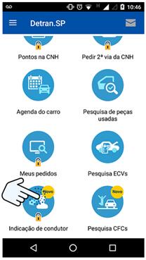 Departamento Estadual de Trânsito de São Paulo (Divulgação)