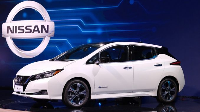 8cd37bb8d Nissan anuncia pré-venda do novo Nissan Leaf  Foto l Nissan